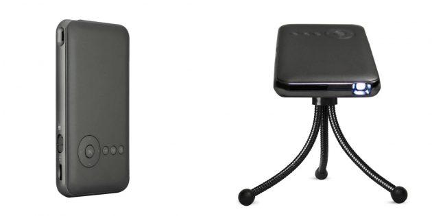 10 крутых мини-гаджетов: карманный проектор