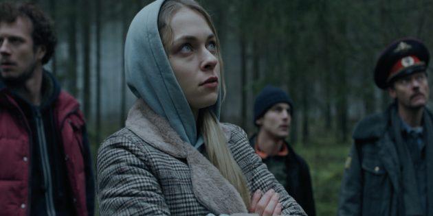 Анастасия Крылова в сериале «Топи»