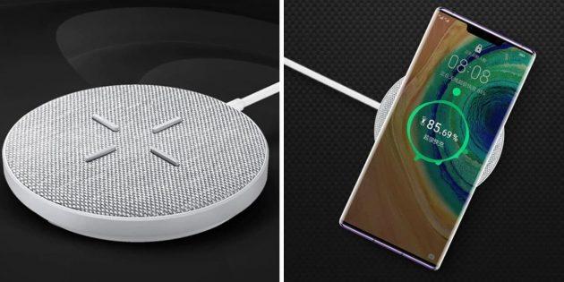 Беспроводное зарядное устройство Huawei