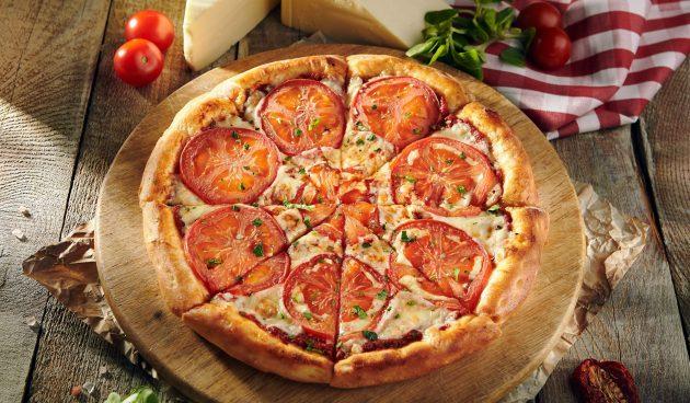 Та самая пицца «Маргарита»