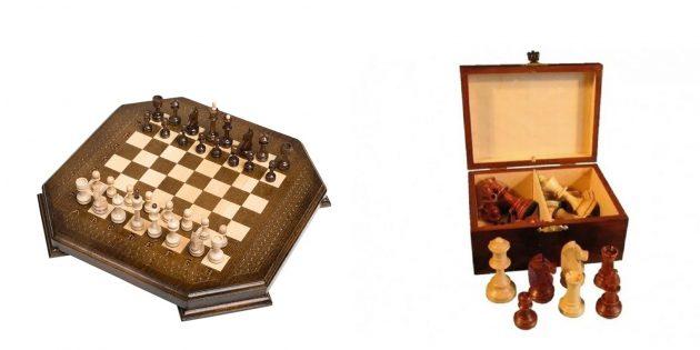 Подарки любимому на 23 Февраля: шахматы