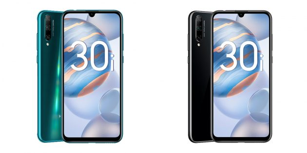 Распродажа AliExpress: смартфон Honor 30i