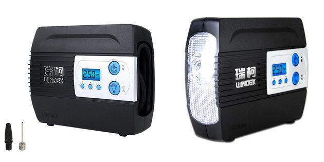 Автомобильные компрессоры: Windek Tire Inflator