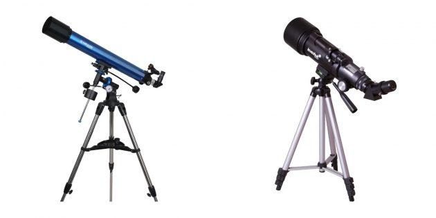 Что подарить другу на 23 Февраля: телескоп