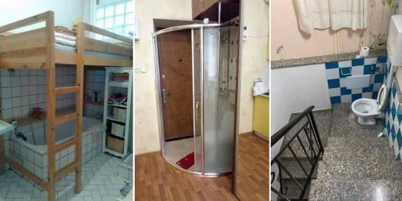 Ужасы домашнего ремонта и дизайна в 12 фото