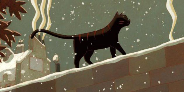 Мультфильмы про кошек: «Кошачья жизнь»