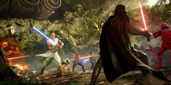 Epic Games Store раздаёт Star Wars Battlefront II