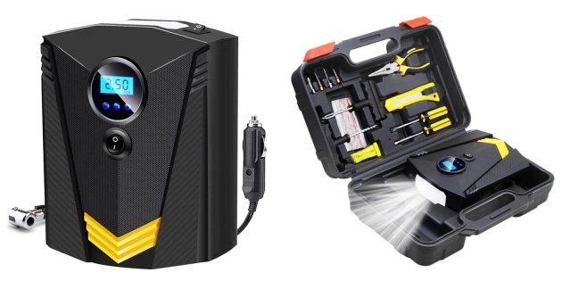 Автомобильные компрессоры: EAFC Car Air Pump