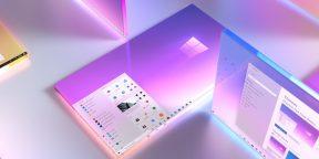 Microsoft планирует «радикальное визуальное обновление Windows»