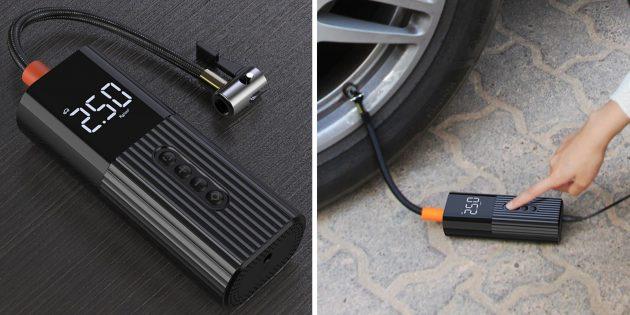 Автомобильные компрессоры: Licheers Mini Car Air Pump