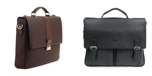 Что подарить другу на 23 Февраля: портфель для ноутбука и документов