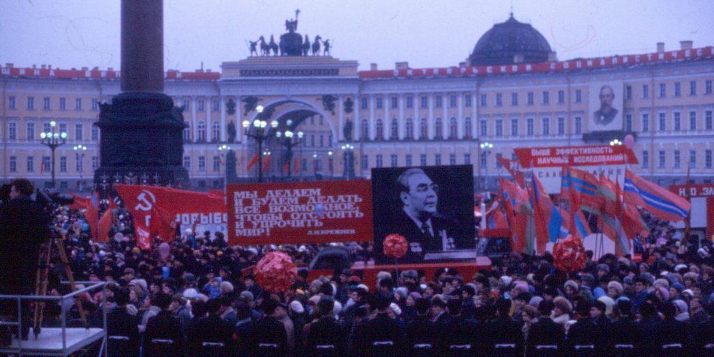 В СССР было лучше — миф: карьерный рост был возможен
