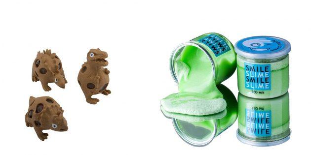 Что подарить одноклассникам на 23Февраля: игрушка-антистресс