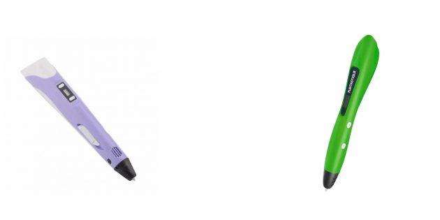 Что подарить одноклассникам на 23Февраля: 3D-ручка