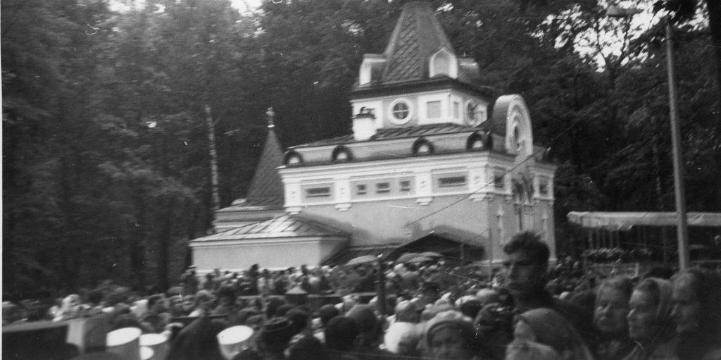 На праздновании 1000-летия Русской православной церкви