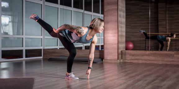 Прокачка: 5 упражнений для сильных и красивых бёдер