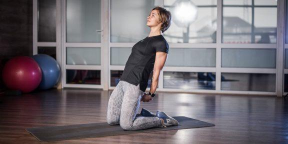 Прокачка: 5 упражнений для профилактики «деревянного» тела