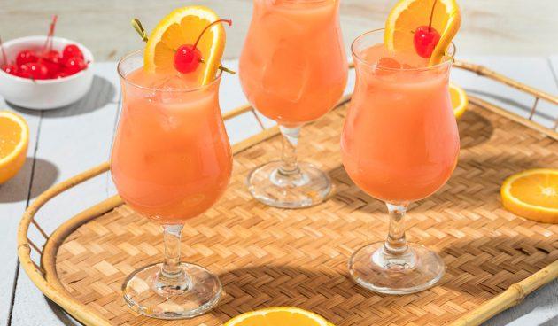 Алкогольный коктейль «Ураган»