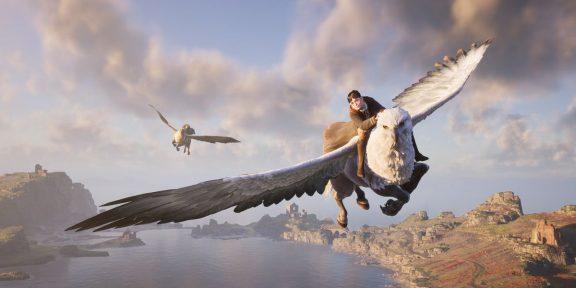 Игру Hogwarts Legacy перенесли на 2022год