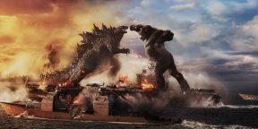 Вышел первый трейлер блокбастера «Годзилла против Конга»