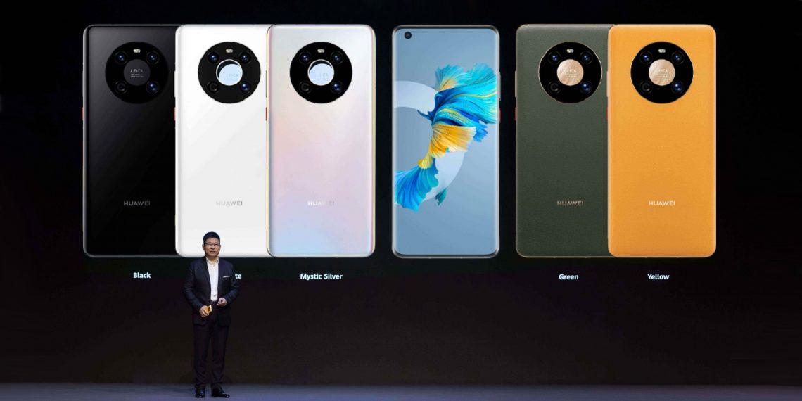Вслед за Honor: Huawei может продать линейки смартфонов P и Mate