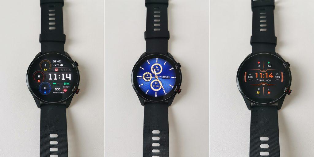 Xiaomi Mi Watch: циферблаты