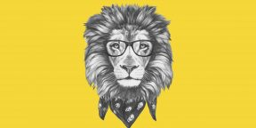 Как нарисовать льва: 23 интересных способа