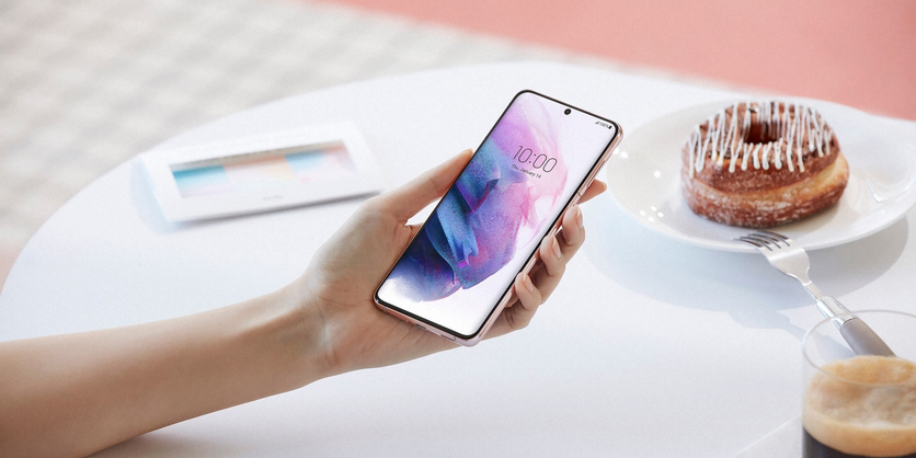 Samsung представила трио флагманов Galaxy S21
