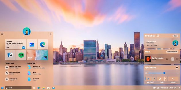 Windows 10 ждёт большое обновление Sun Valley. Вот что о нём известно