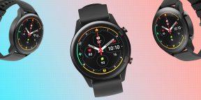 Обзор Xiaomi Mi Watch — умных часов для спорта и не только