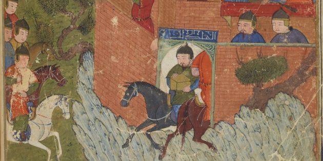 Ассасины не употребляли гашиш для храбрости