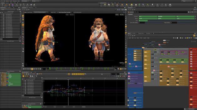 Программы для 3D-моделирования: Houdini