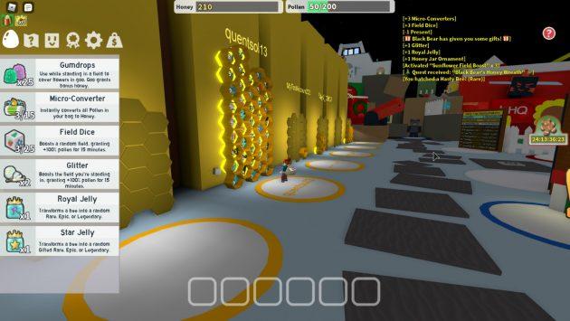 Bee Swarm Simulator в Roblox