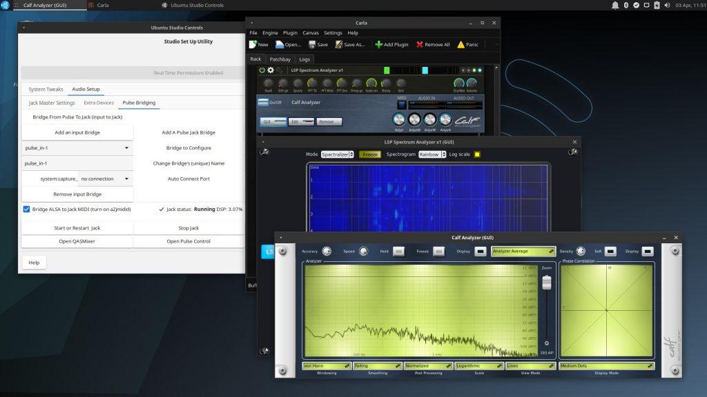 Дистрибутив Linux: Ubuntu Studio