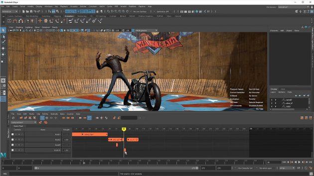 Программы для 3D-моделирования: Autodesk Maya