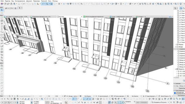 Программы для 3D-моделирования: ArchiCAD