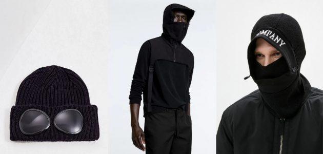 Теквир: головные уборы, скрывающие лицо