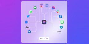 Создатель часов Pebble представил универсальное приложение для 15 мессенджеров