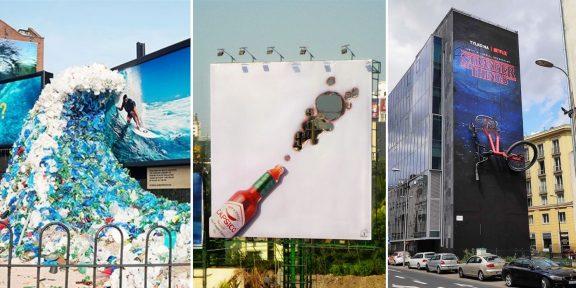 15 по-настоящему крутых билбордов, мимо которых вы бы точно не прошли