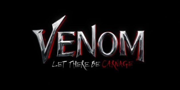 Логотип фильма «Веном: Да будет Карнаж»
