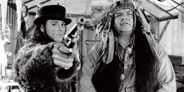 Кадр из фильма «Мертвец»