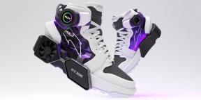 Представлены необычные кроссовки с игровой видеокартой в подошве