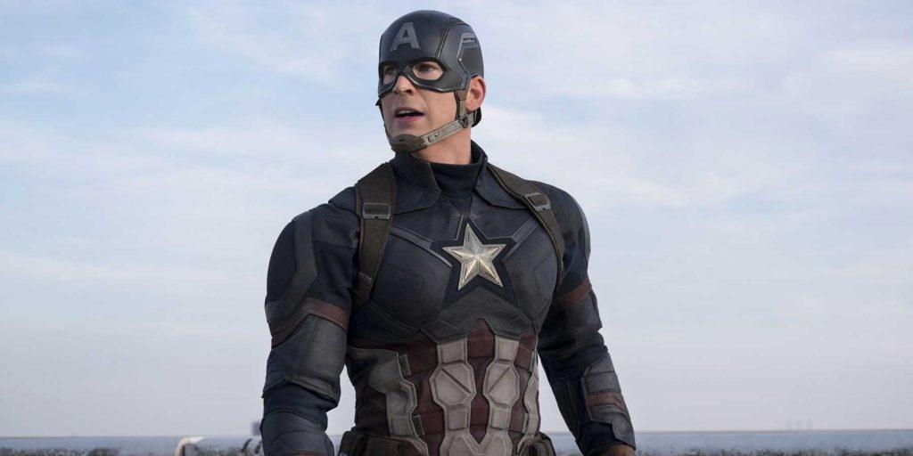 Крис Эванс может вернуться к роли Капитана Америка