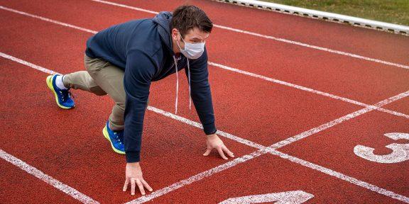 Как вернуться к тренировкам, если переболел коронавирусом
