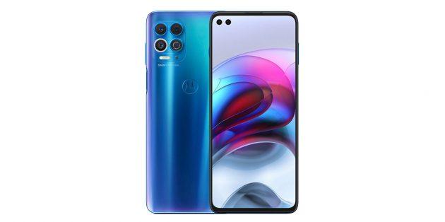 Motorola представила новый смартфон Edge S