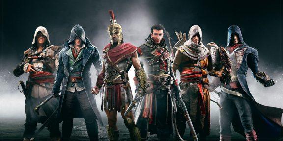 В Steam стартовала распродажа серии Assassin's Creed