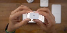 Продажи зарядок для iPhone выросли в шесть раз