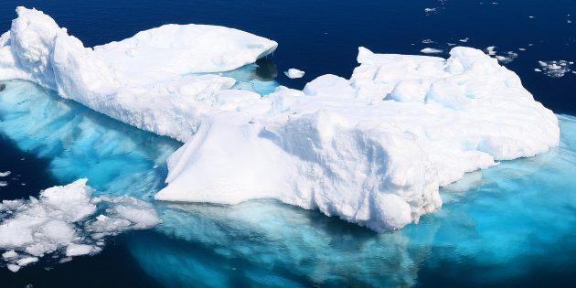 Видимая часть айсберга (сознание) — это небольшая верхушка, основная масса льда (бессознательное) скрыта