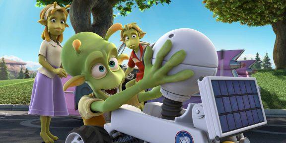 10 красочных мультфильмов про инопланетян