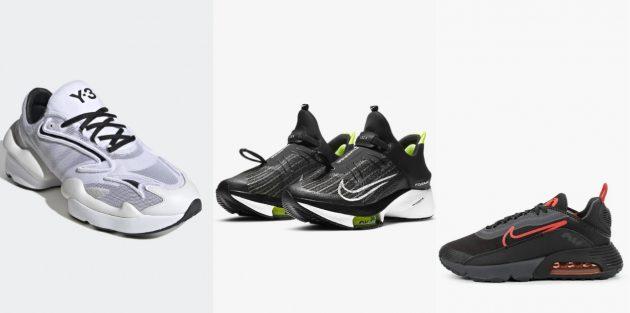 Techwear: футуристичные кроссовки